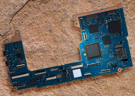 Nikon D750 Electronics