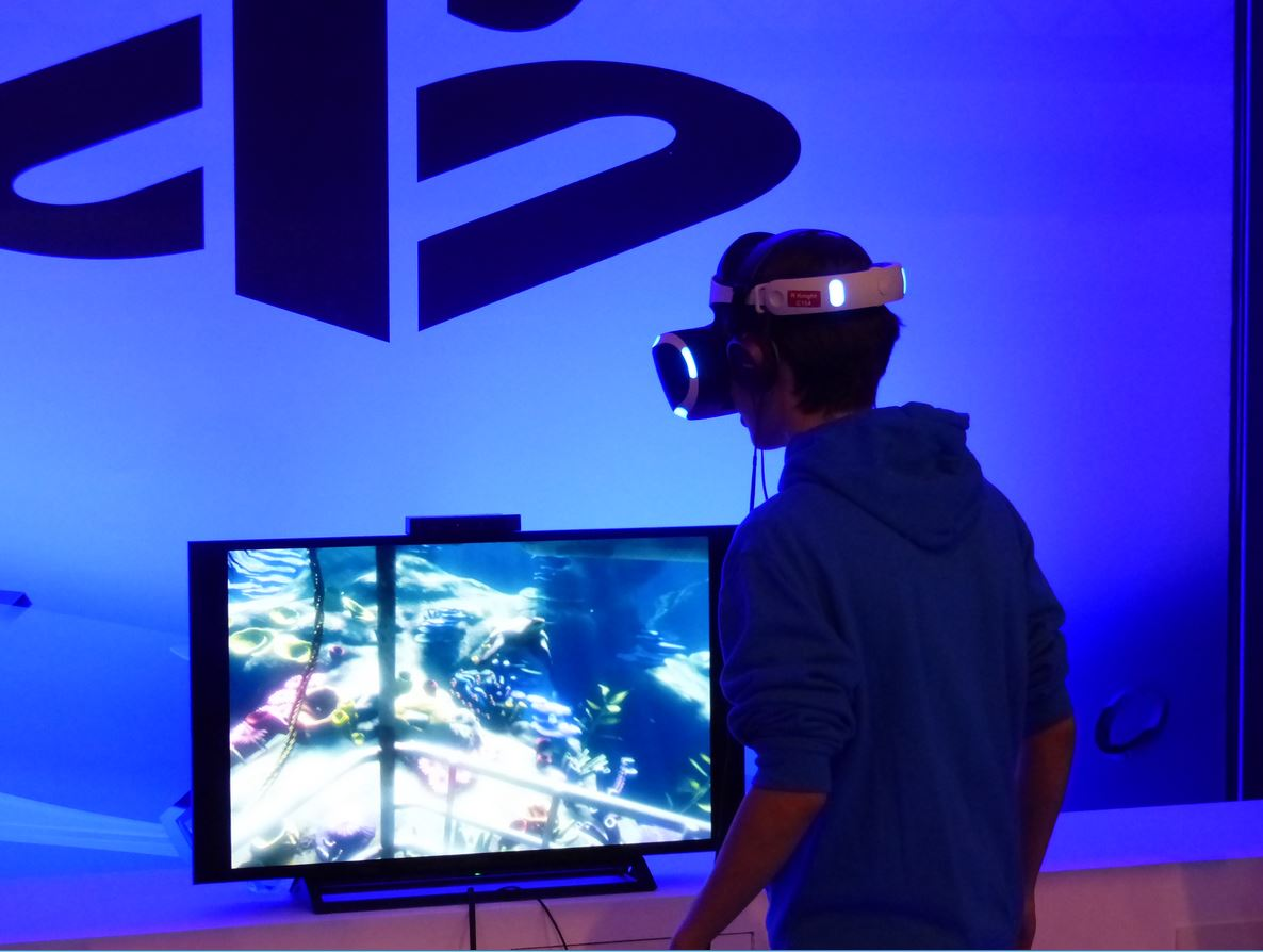 VR Games That You Can Already Play - SourceTech411