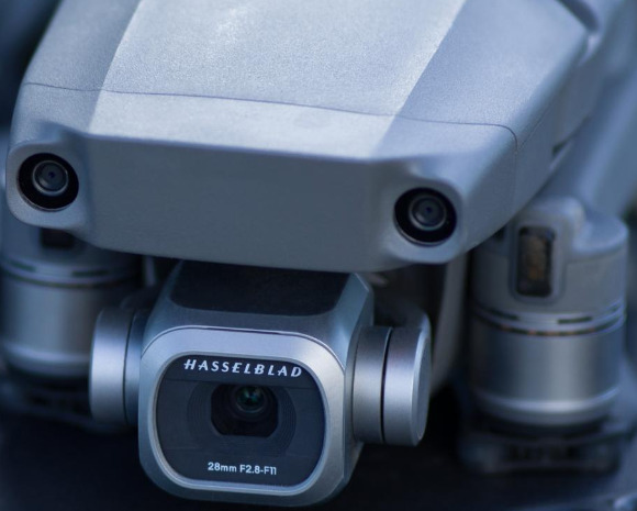 Drone DJI Mavic 2 Pro drone Hasselblad