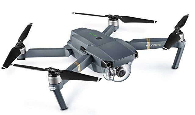 DJI Mavic Pro 2 Drone Quadcopter with 4K Camera Review