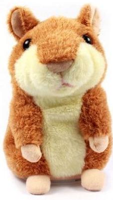 Toy Talking APUPPY Mimicry Pet Talking Hamster