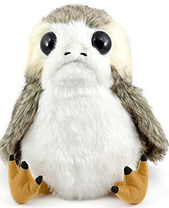 Toy Talking The Last Jedi Life-Sized Interactive Action Porg Plush