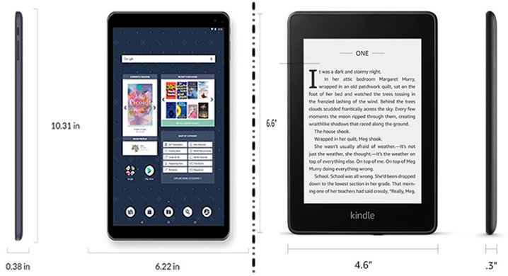 Which is Best eBook eReader: Kindle Paperwhite or Nook?