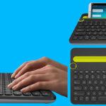 Best Bluetooth Multi-Device Keyboard Logitech K480