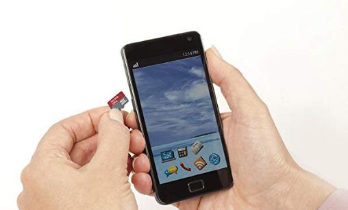 Highest Capacity 400GB MicroSD Cards – 2019