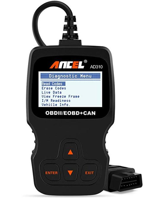 OBD2 Scanner ANCEL AD310 Classic Enhanced Universal Car Engine Fault Code Reader