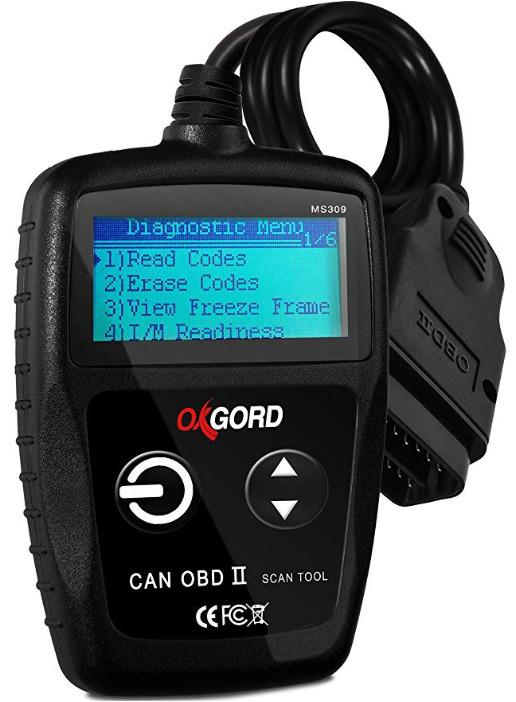 OBD2 Scanner Oxgord Code Reader Car Diagnostic Tool
