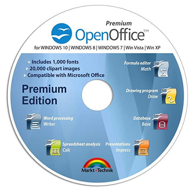 Office OpenOffice Suite 2019 Premium Edition
