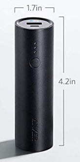 PowerBank Anker PowerCore 5000, Ultra-Compact 5000mAh External Battery