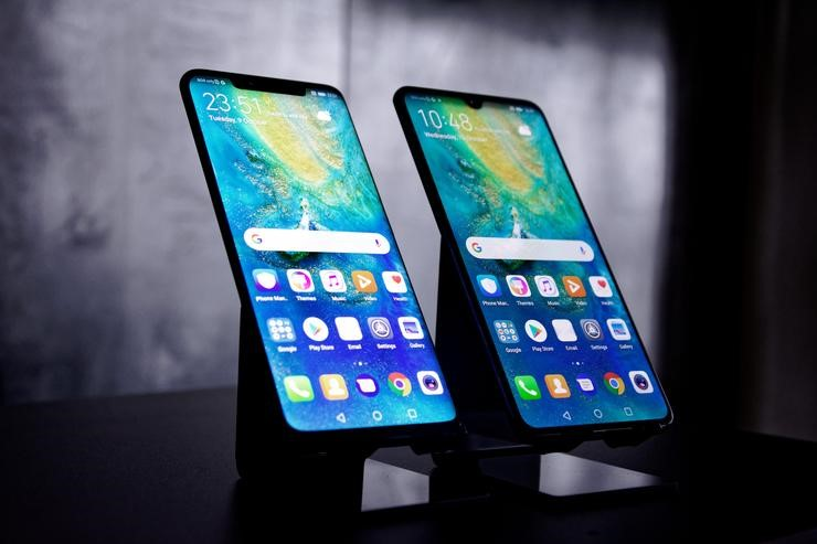 Possible Huawei Mate Series set for release later this year.