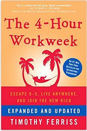 book the 4 hour workweek